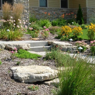 Landscape - Services Olson Toon Landscaping, Inc.